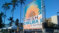 Finish Chelsea's Run 2014