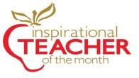 Inspirational Teacher of the Month