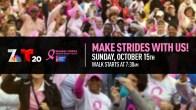 Making Strides Against Breast Cancer Walk 2017