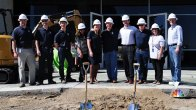 NBC 7 Celebrates New Station Construction
