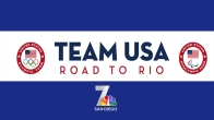 Road to Rio- Team USA Visits San Diego