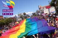 San Diego LGBT Pride Parade & Music Festival