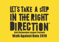Walk Against Hate 2019