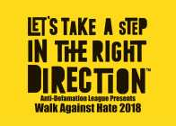 ADL's Walk Against Hate