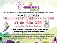 Celebrando Latinas 2019