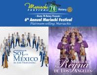 Mariachi Festival & Traditional Ballet Folklórico At The Center
