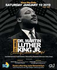 9th Annual Dr Martin Luther Jr Community Celebration & Sportsfest