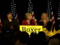 Politics Are Over, Governing Begins: Boxer