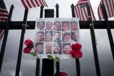 San Bernardino Recalls Terror Attack With Silence, Speakers