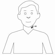 Google Working on Neck Tattoo Microphone