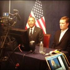 Barack Obama Joins Instagram