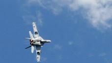 Marine Jet Pilot Escapes Desert Crash