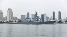 Happy Homecoming: Sailors Aboard USS Higgins Return to SD