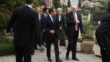 Trump Meeting With G-7 Leaders After Going on Offensive
