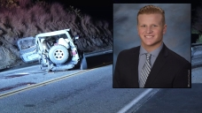 Granite Hills HS Senior Killed in Alpine Crash