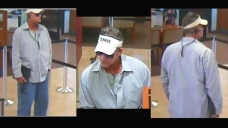 Men Sought in 4 Bank Robberies