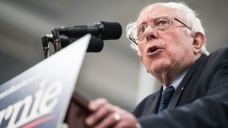 Bernie Sanders Fires Up San Diego at 2020 Campaign Rally