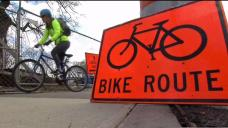 Study Maps County's Most Dangerous Intersections for Cyclists