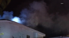 Garage Fire Leaves Escondido Home Majorly Damaged