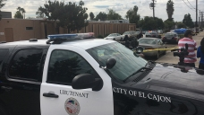 1 Wounded in El Cajon Shooting: PD