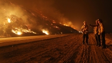 SoCal Wildfires: Residents Not Out of the Woods Just Yet