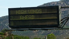 Dry & Windy: Santa Ana Conditions in San Diego