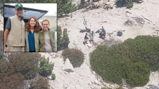Searchers Spot 3 Hikers Missing in Baja Mountains