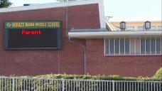 Horace Mann Middle School Teacher Put On Administrative Leave