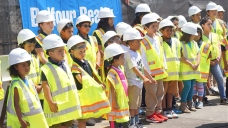 TK-12 Educational Complex in Logan Heights Takes Shape