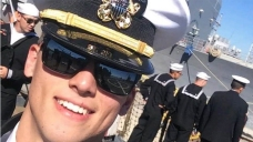 Motorcyclist Killed on I-5 Was Navy Midshipman