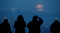 The Supermoon Returns, Bigger and Brighter