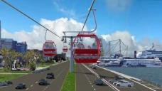Skyway System Proposed Again, This Time for Airport to Downtown Route