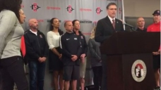 San Diego State Faces Controversy Over Choice of New Athletic...
