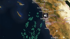 Tracking San Diego's Spring Storm