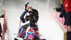 USA Clinches Silver in Women's Bobsled
