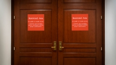 Hot, Crowded and Secret Room Now Part of Impeachment Lore