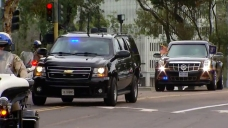 See How President Obama Gets Around San Diego