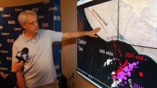Quake Cluster Increased Probability of Major Quake