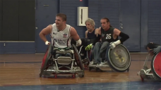3 Local Wheelchair Rugby Players Head to Paralympics