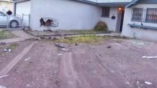 Car Slams into Skyline Home