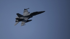US Fighter Pilot Ejects While Training Near Japan