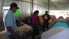 Caravan of Migrants Reaches U.S.-Mexico Border