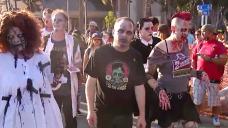 Comic-Con's Zombie Walk Returns