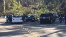 1 Killed, 5 Injured in Scripps Ranch Multi-Car Crash