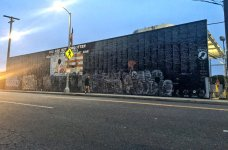 'Disgusting Act': Veterans' Mural Vandalized Ahead of Memorial Day