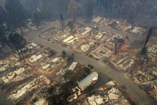 President Trump to Visit California as Firefighters Gain Ground on Deadly Wildfires