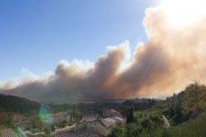 1M+ Acres Burn in 2017 in California