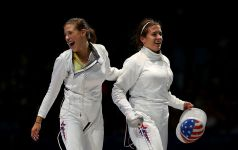 Olympic Fencing Sisters Look to Conquer Sport and Sibling Rivalry at Games