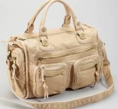 Double Pocket Julie Bag