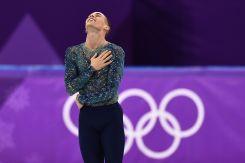 Adam Rippon Closes Out Strong Team USA Free Skate Program